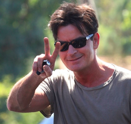 The warped worldview of Charlie Sheen: Has your son bought in?