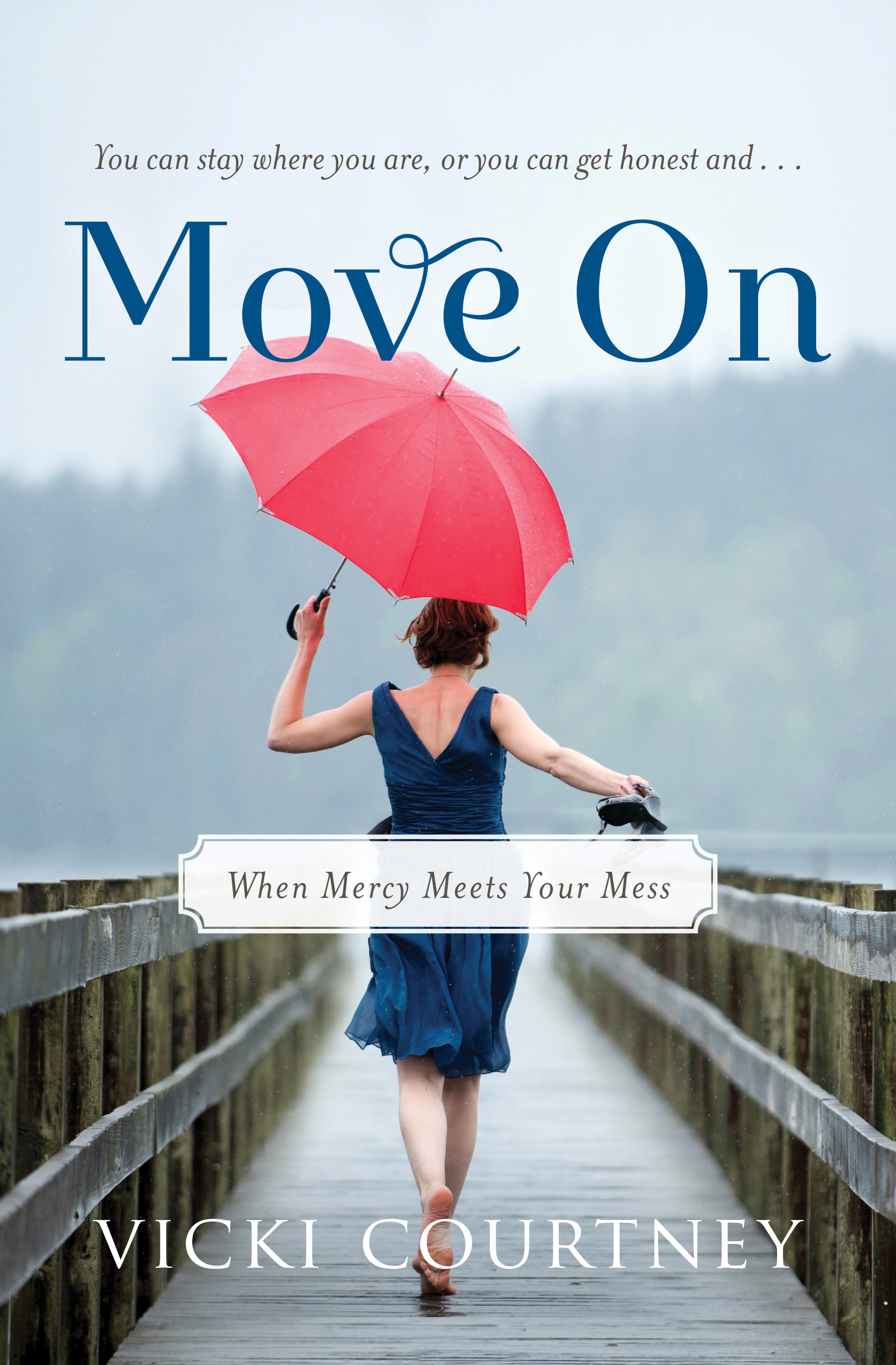 Give-away to celebrate the release of Move On (and a really big dare)!