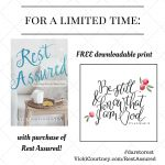 Rest Assured Release Day Special!