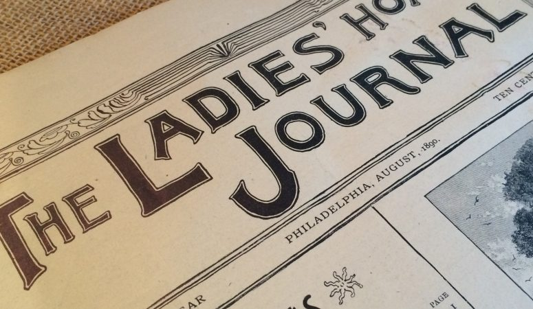Promiscuous Bathing: The Ladies' Home Journal, August 1890